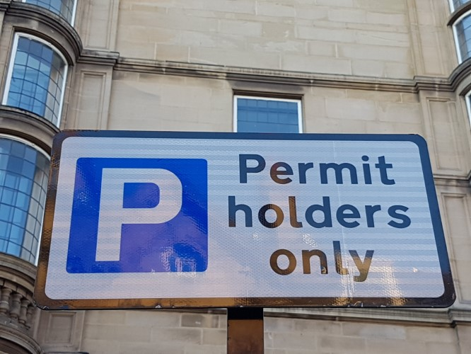 Parking permit proposals to be discussed