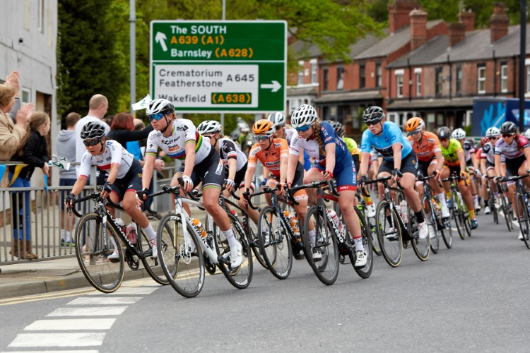 The Tour de Yorkshire will once again pass through Pontefract