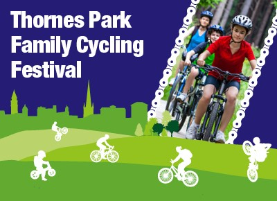 Thornes Park Family Cycling Festival